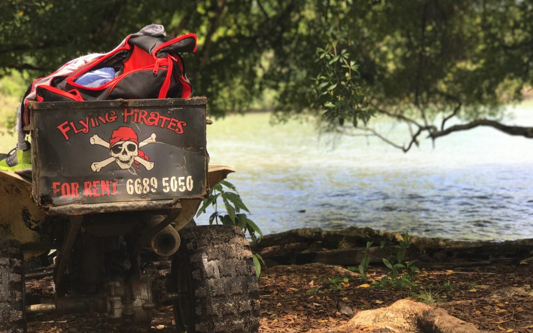 ATV Bocas del Toro Adventure with Flying Pirates